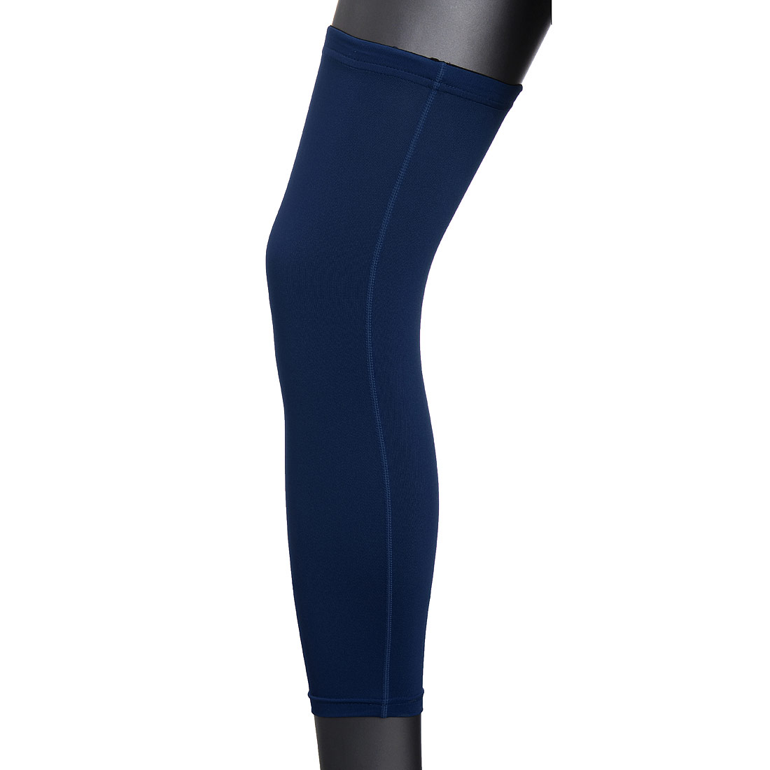 1pcs size M polyester Spandex Long Sleeve Leg Calf Knee Protector outdoor sport Basketball Cycling Stretch 7 color Knee Pads