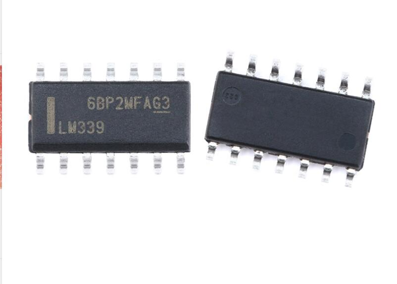 500 adet/grup LM339 LM339DR SOP14500 adet/grup LM339 LM339DR SOP14