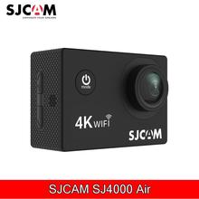 """Новый SJCAM SJ4000 Air 2.0 """"Экран Поддержка Wi-Fi 4 К 30 кадров в секунду 16mp 30 м Водонепроницаемый дайвинг спорт действий мини Камера"""