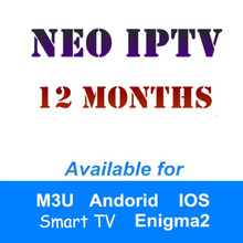 Neotv Iptv French Arabic UK German subscription Live TV VOD Movies channel Europ