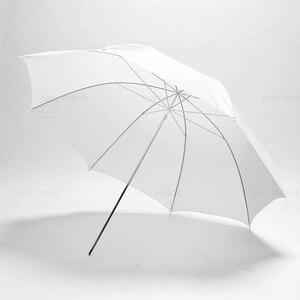 Image 2 - 2PCS Godox 33 84cm White Soft Umbrella Soft Translucent Umbrella for Photo Studio Photography Diffusing