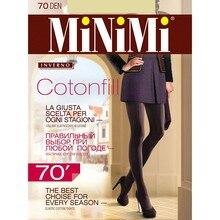 Колготки женские Minimi Cotonfill 70