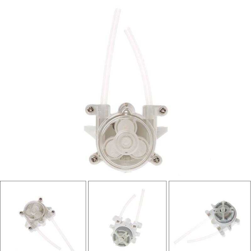 Pumpen Das Beste 6 V Dc Diy Schlauchpumpe Peristaltische Dosierung Kopf Engineering Kunststoff Aquarium Lab 0-60 Ml/min 0,1-60 Rpm Hohe Sicherheit