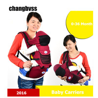 Cheap Cotton Baby Carriers Infant Sling Suspenders Hold Waist Belt Backpack Hipseat Belt Baby Holding Seat Toddler Wrap Rider