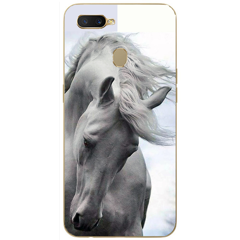 Myth Unicorn Horse soft silicone Painting Case For Oppo Realme C1 C2 U1 1 2 3 Pro X Lite Mobile Phone Printed Cover