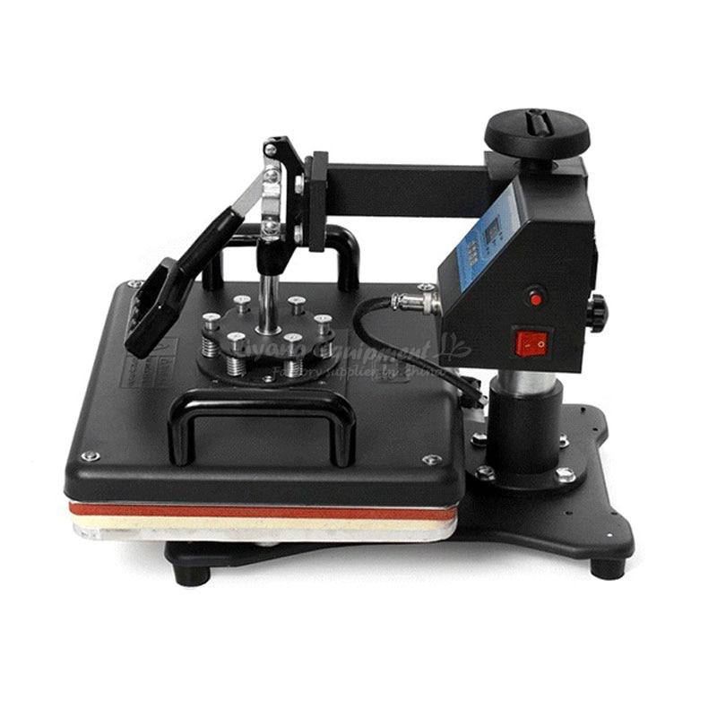 T - shirt hot stamping machine thermal transfer machine 30 * 38 hot drilling machine neolux bs 06
