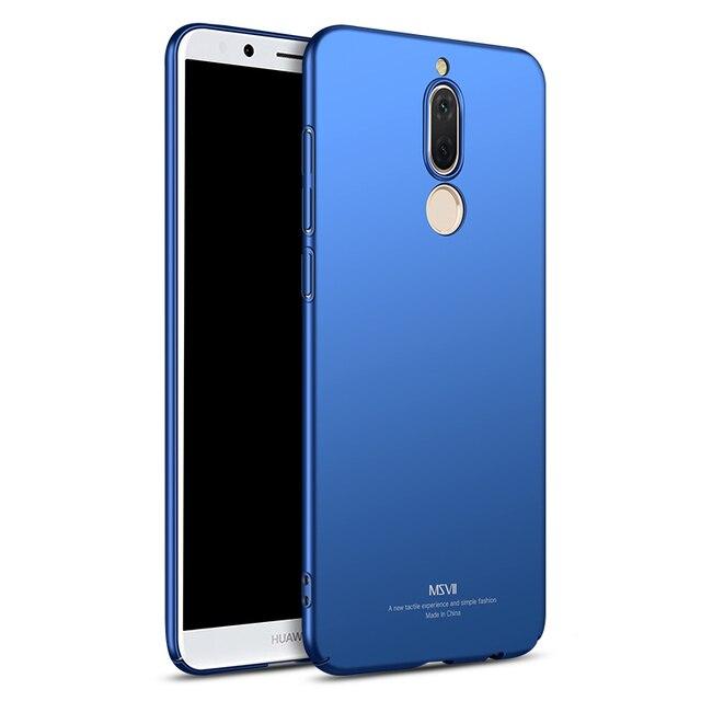 Huawei Mate 10 Lite/ Nova 2i/ Honor 9i Case Cover Original MSVII Luxury Slim Full Protection Back Cover Huawei Mate 10 Lite Case