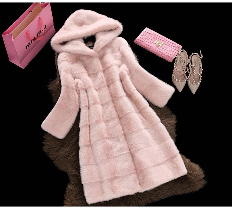 HTB1vQxIX9rDK1JjSZFLq6zk4FXaj - Winter Hooded Faux Fur coat JKP0069