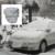 2016 Del Envío del Nuevo 240x150 cm Cubierta Del Parabrisas Del Coche magnética PEVA Algodón Anti Nieve Helada Hielo Algodón Ventana Espejo Protector