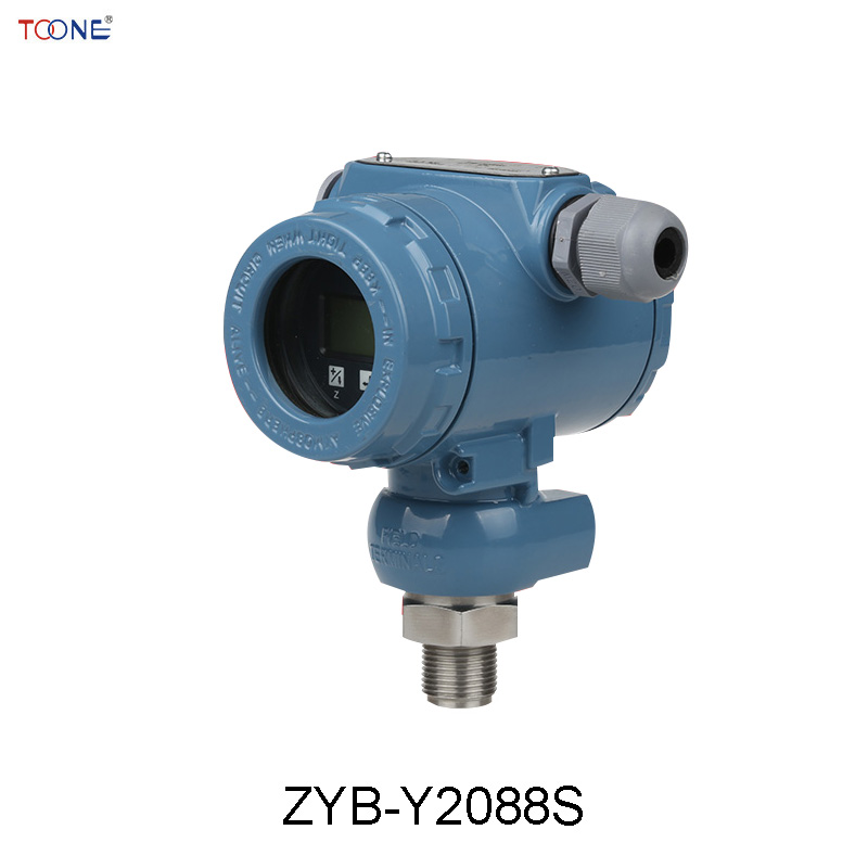 2088 hammer type pressure transmitter diffusion silicon sensor constant pressure water supply transmitter 4-20ma
