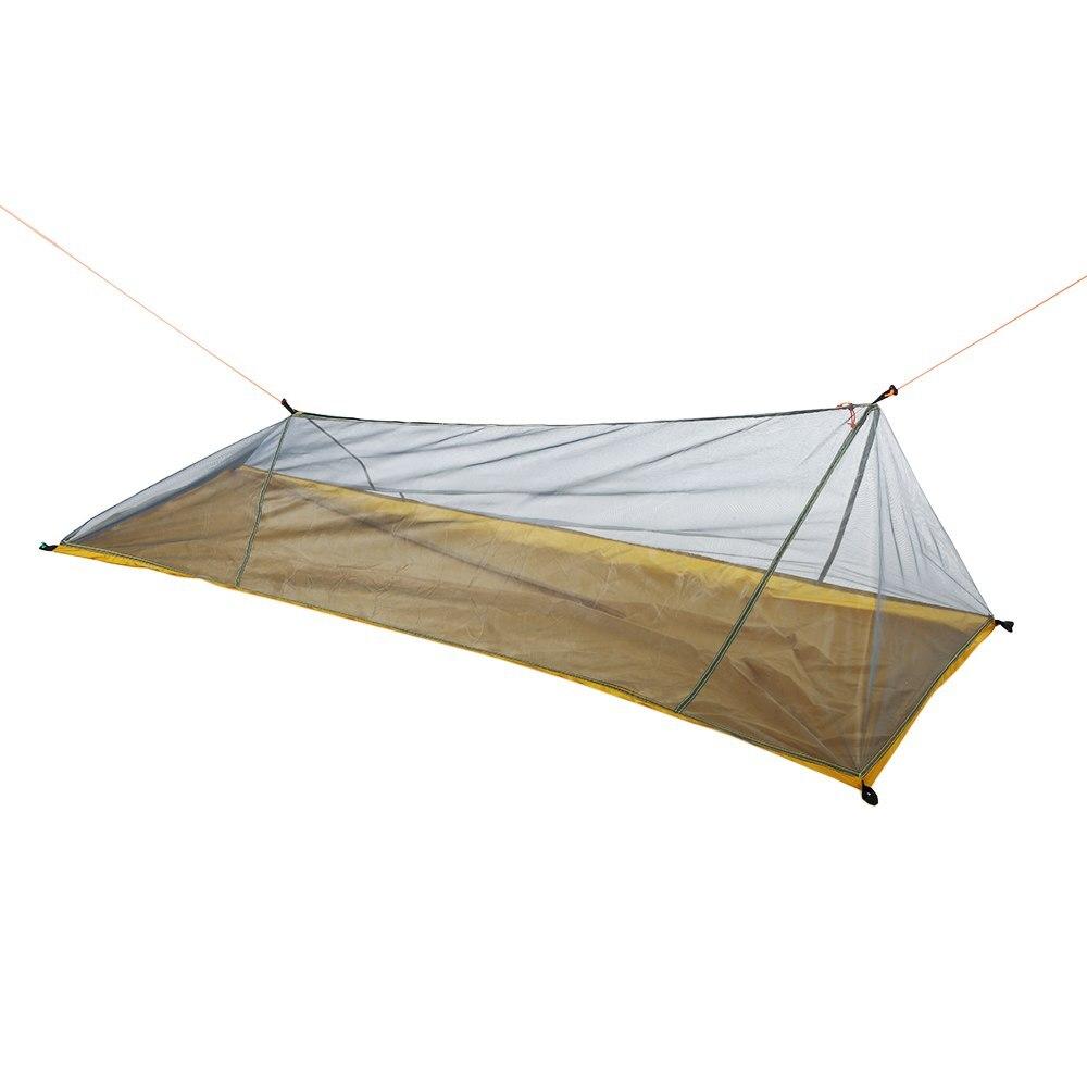 Lixada 1-2 Person Outdoor Moskito Net Hängematte Im Freien Camping Zelt Ultraleicht Mesh Zelt Hängen Schlafen Bett Schaukel Net