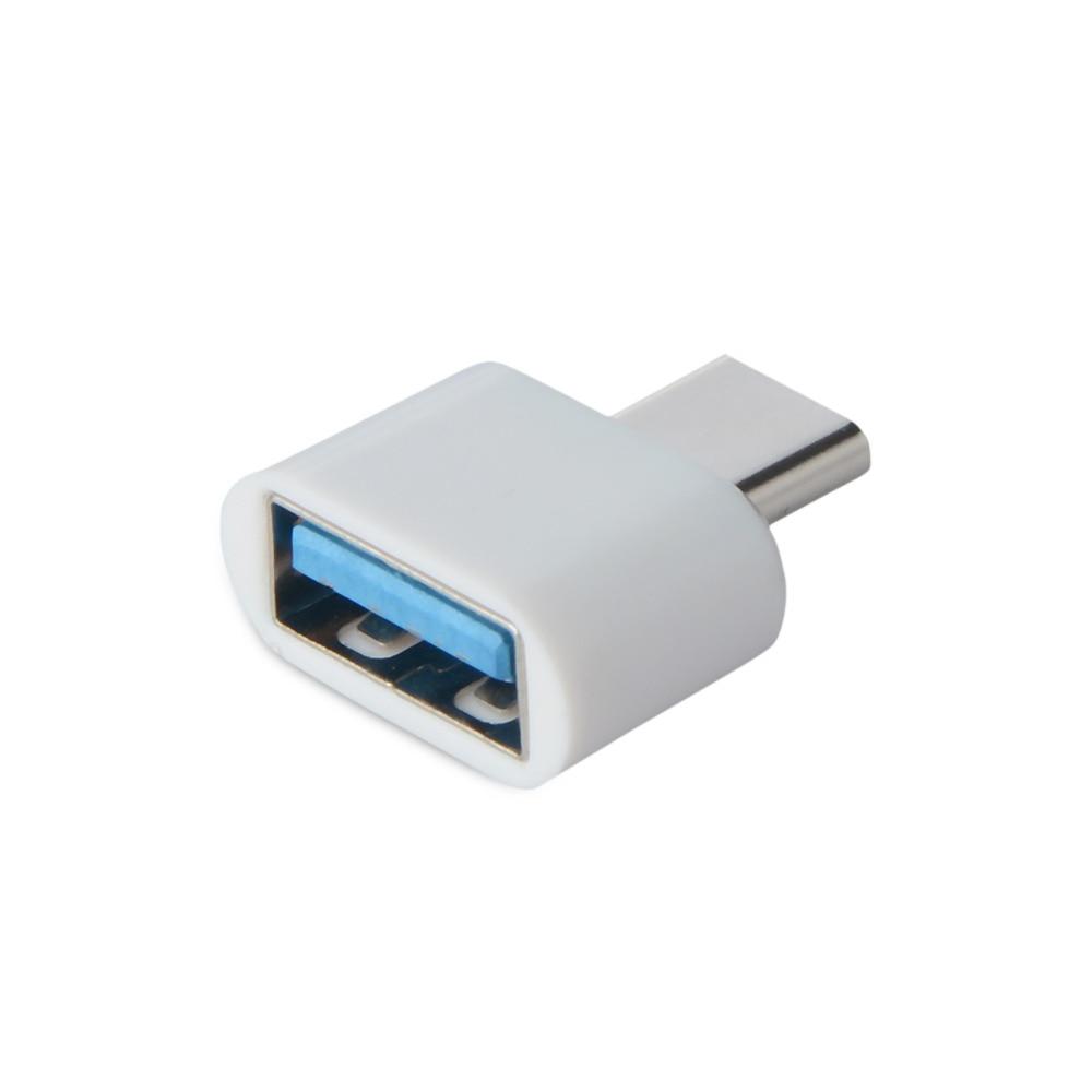 Galleria fotografica OTG USB3.1 Tipo-C A USB Tipo-UN Telefono Cellulare Adattatore Per Samsung Huawei <font><b>Nokia</b></font> Tipo-C Porta telefono