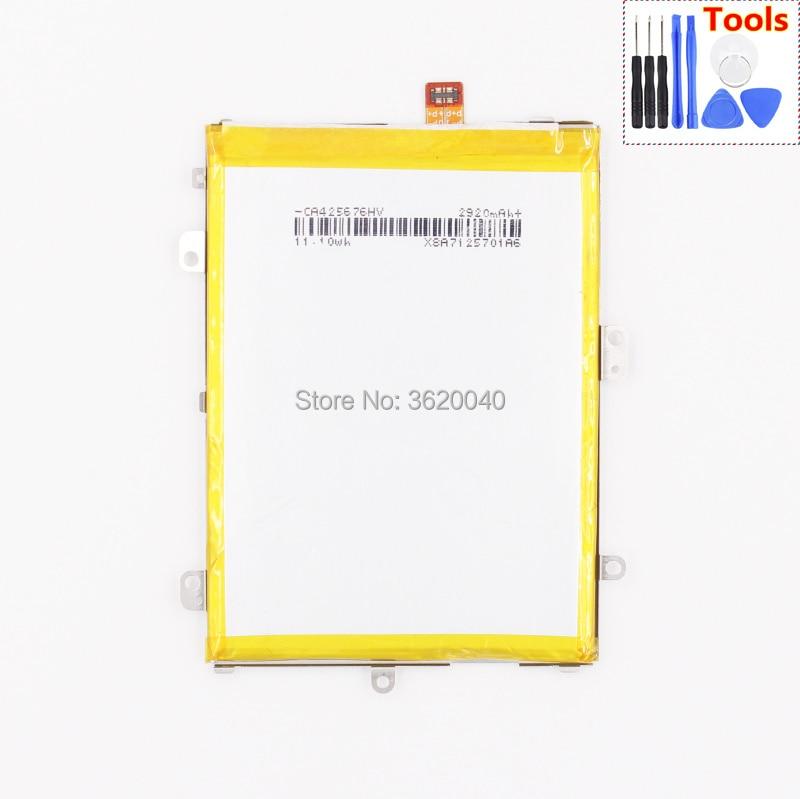 GND 2920 mAh/11.1Wh запасная батарея для DORO 8040 DSB-0090 мобильный телефон Встроенный литий-ионный аккумулятор литий-полимерная батарея