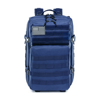 Military Tactical Backpack Large Army 3 Day Assault Pack Waterproof Molle Bug Out Bag Rucksacks Outdoor Hiking Camping Hunting|Climbing Bags|   -