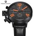 Mens Watches Top Brand Luxury PAGANI DESIGN Unique Innovative Quartz-watch Men Multifunction Sports Waterproof Relogio Masculino