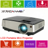 CAIWEI Home Theater Movie Portable Projector LED LCD 1080p Full HD Android TV Video Game HDMI