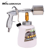 Tornadon Car Washer Foam Gun High Pressure Cleaning Tool Snow Foam Lance Cleaning Gun Stainless Steel Foam Nozzle with Side Hole