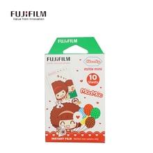 Fuji Camera Film Fujifilm Instax Mini 8 50s 7s 90 25 Instant Photo 10 Sheet Mocmoc Comics Picture Instantanea 100% Original