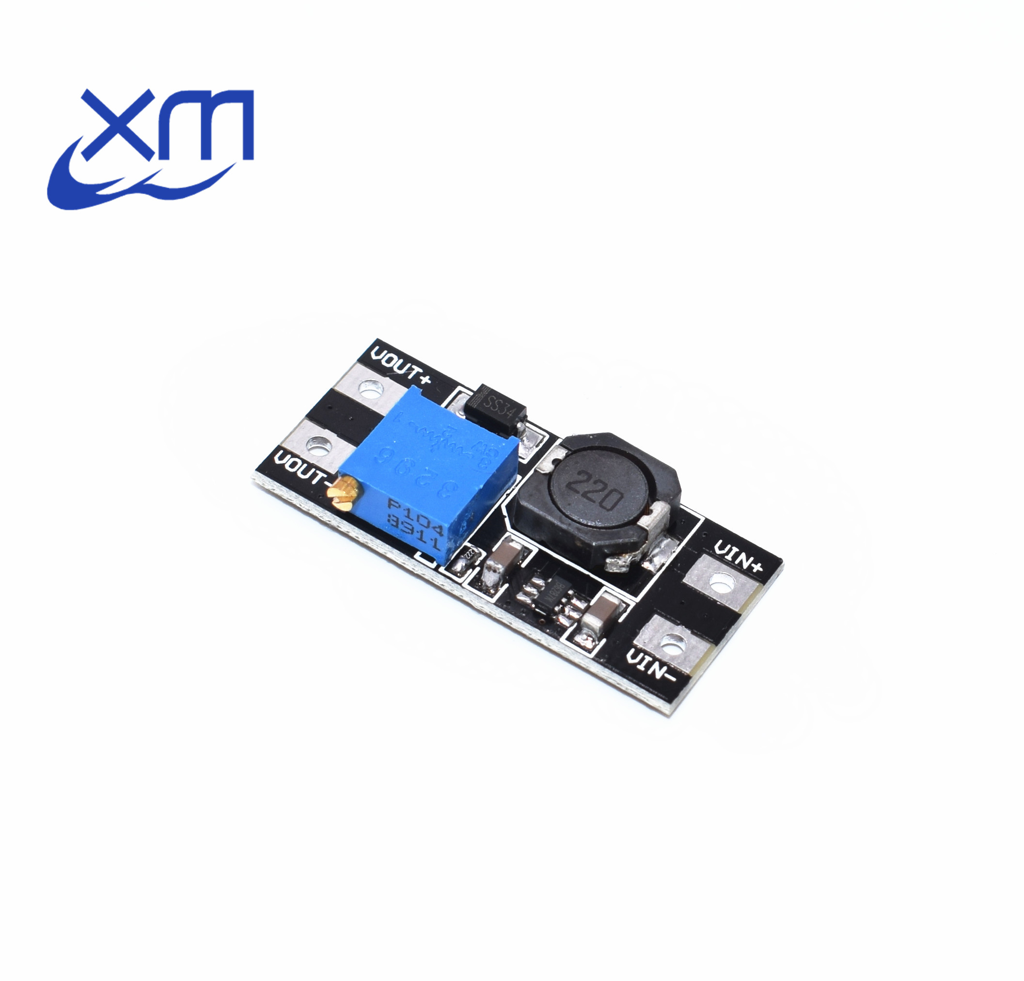 5pcs Mt3608 2a Max Dc Step Up Power Module Booster 20a 12v Solar Charge Controller Electronic Circuit Circuitsarchive A53