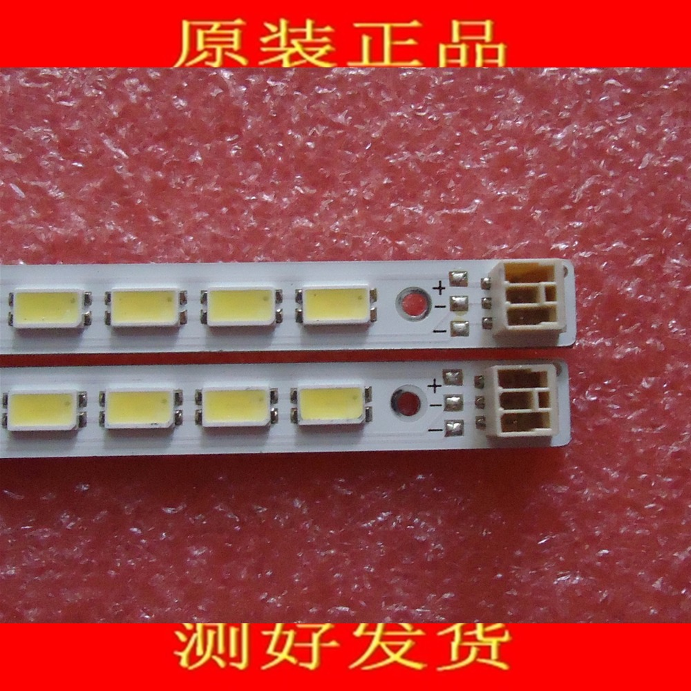 Charitable 4pcs/lot 72 Leds 52cm Led Backlight Lamp Strip Sled 2011sgs46 5630 For Lta460hq12 Led46k16x3d 46-down Lj64-03035a To Produce An Effect Toward Clear Vision Stage Lighting Effect Commercial Lighting