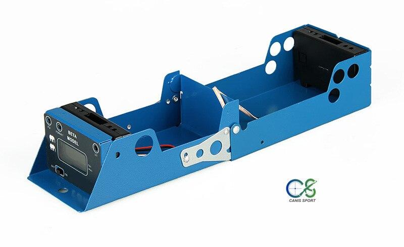 PPT usine vendre directement des mesures tactiques balle vitesse de prise de vue fonction d'enregistrement chronographe chasse testeur de vitesse gs35-0005 - 3