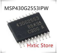 NEW 10PCS LOT MSP430G2553IPW28R MSP430G2553IPW MSP430G2553 430G2553 TSSOP 28