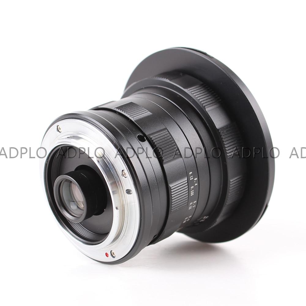 15 mm f / 4 costum Ultra Wide Lens pentru camere digitale SLR Nikon - Camera și fotografia - Fotografie 2