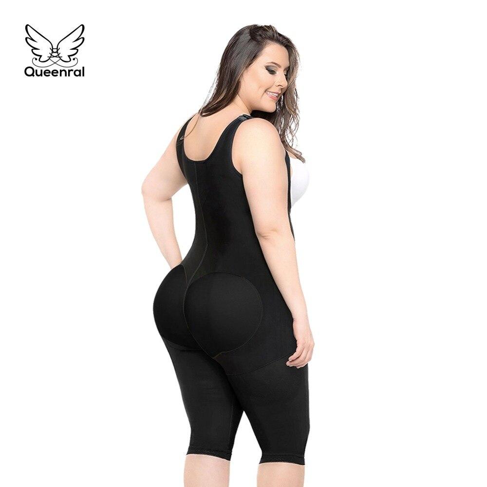 Image 5 - Corrective Slimming Underwear Shapewear Body Women waist trainer corset Lingerie Butt Lifter Lift Buttocks Pull Underwear Belt-in Bodysuits from Underwear & Sleepwears