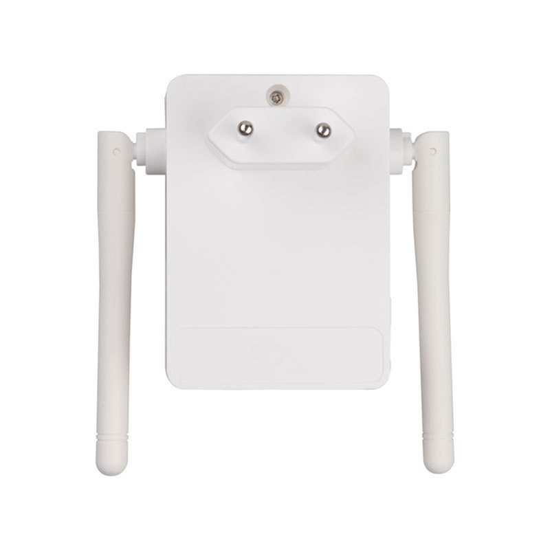 300Mpbs WiFi Repeater Signal Coverage Amplifier Wireless Range Extender White