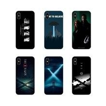Для Huawei G7 G8 P7 P8 P9 P10 P20 P30 Lite Mini Pro P Smart Plus 2017 2018 2019 мягкий чехол X файлы я хочу верить специально