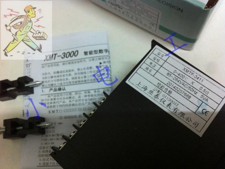 Shanghai Yatai Instrumentation XMTF-3411 temperature controller  цены