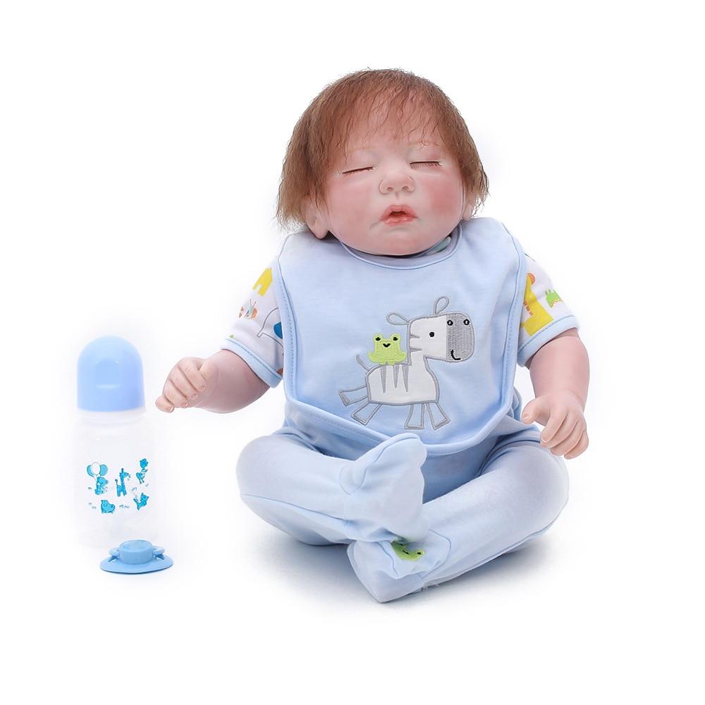 Garçon poupées bebes renaître 20