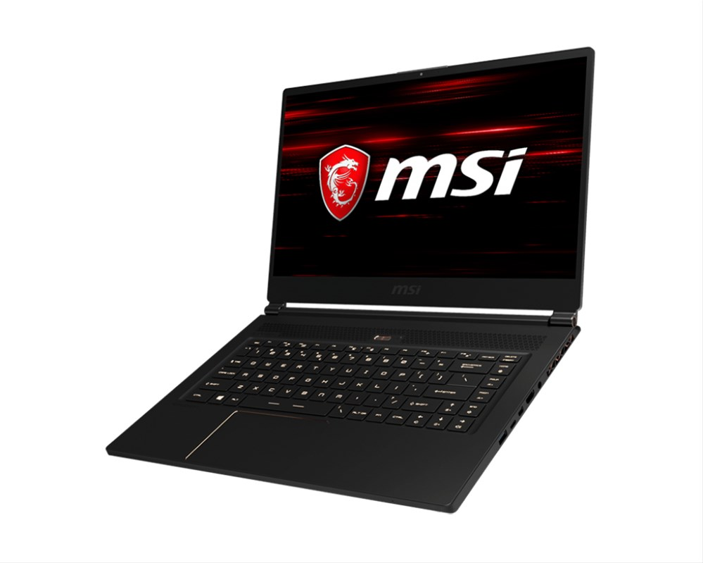 "MSI Gaming GS65 8RF 251ES Stealth Thin, 8th gen Intel® Core™ i7, 2.20 GHz, 39.6 cm (15.6""), 1920 x 1080 pixels,"
