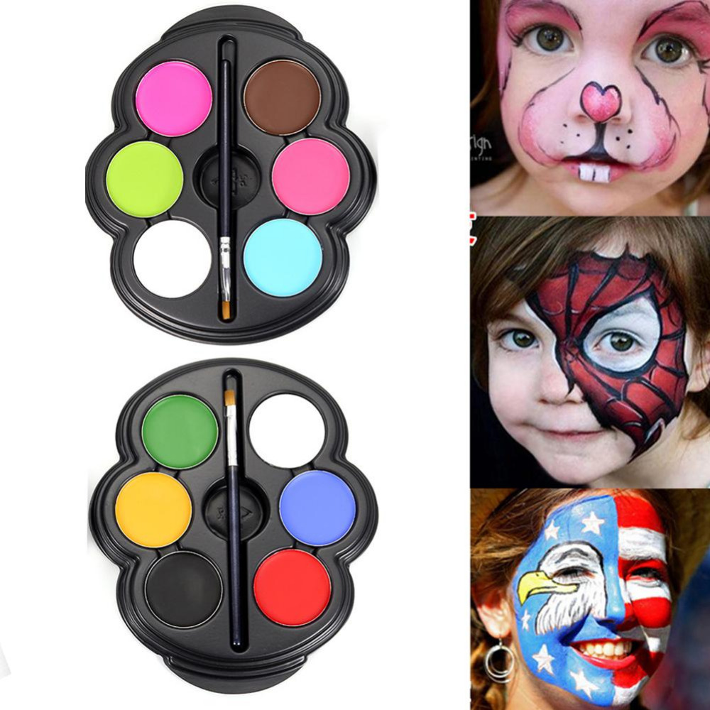 Beauty & Health Realistic Ophir 30g Rainbow Body Paint Pigment Ink Neon Fluorescent Maquiagem Makeup Drawing For Halloween Diy Face Painting _rt011