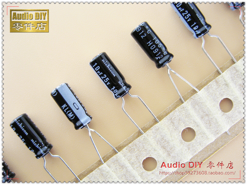 5pcs ELNA Black TONEREX Series 100uF//50V Audio Electrolytic Capacitor