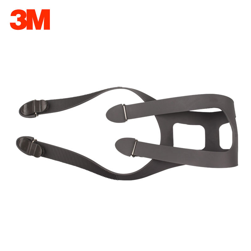 Image 4 - 3M 6897 Headband Full Face Mask Accessories Adjustable Fit fir 6700/6800/6900 Mask LT1004-in Chemical Respirators from Security & Protection