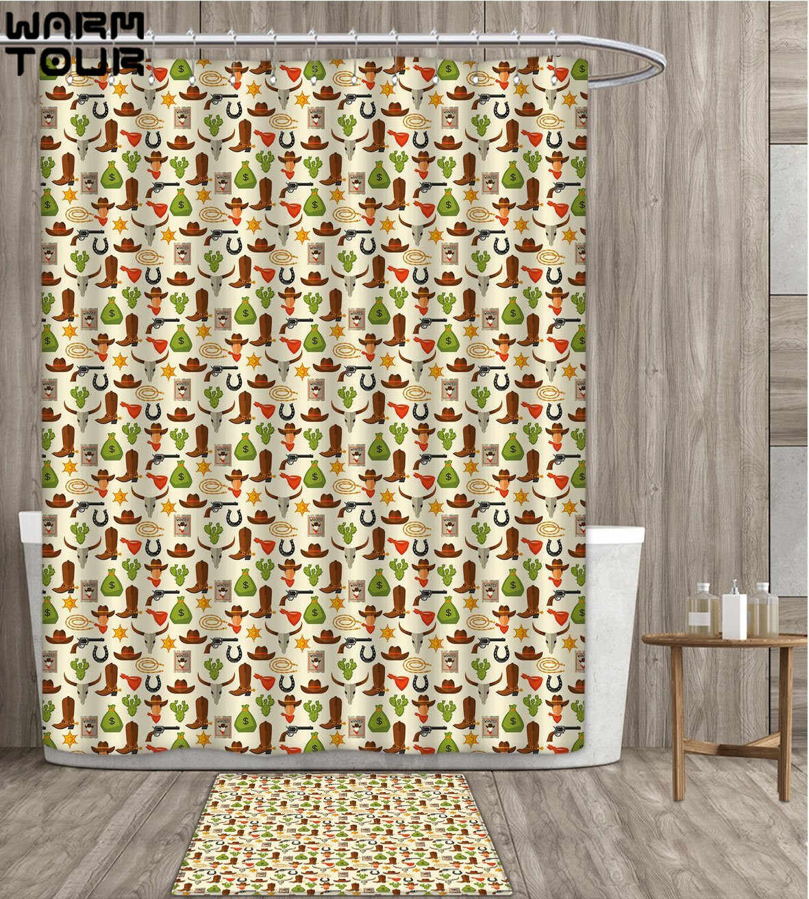 Polyester Fabric Art American Elements