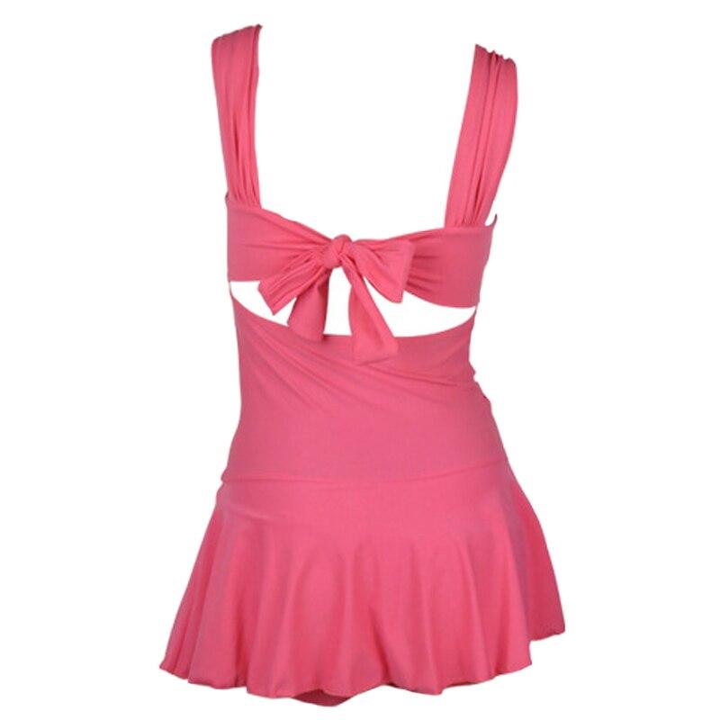5b21de3ab7ddf Elegant Push Up Bathing Suit Tops Cute One Piece Swimsuits Modest Slimming  Swim Dresses For Juniors Sexy Women Beach Cover Ups p on Aliexpress.com |  Alibaba ...