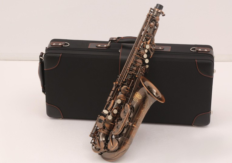 TAYAKA TAS-860 Purple Copper Επαγγελματικό - Μουσικά όργανα - Φωτογραφία 4