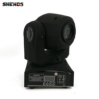 2016 HOT 30W Spot Moving Head Light Led Moving Head Spot Stage Lighting Disco Light Professional