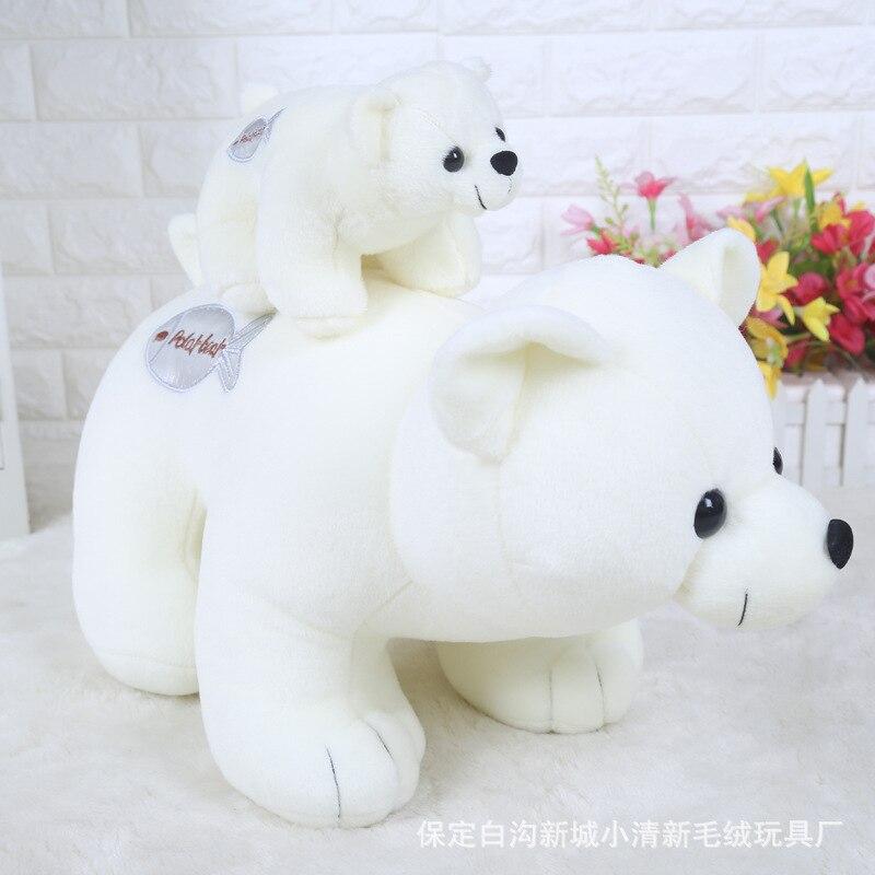toys for children girls boys 60cm Polar bear seal pillow