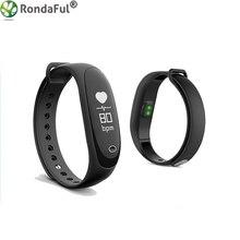 Новый Приборы для измерения артериального давления Тесты Smart Браслеты сердечного ритма шагомер калорий Tracker Спорт браслет для Для мужчин Android IOS Умные браслеты