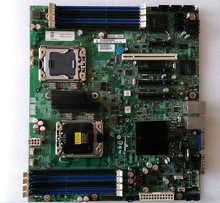 Used Original for Intel S5500BC Server 1366 Motherboard The S5500 chip supports the X5650 X5550