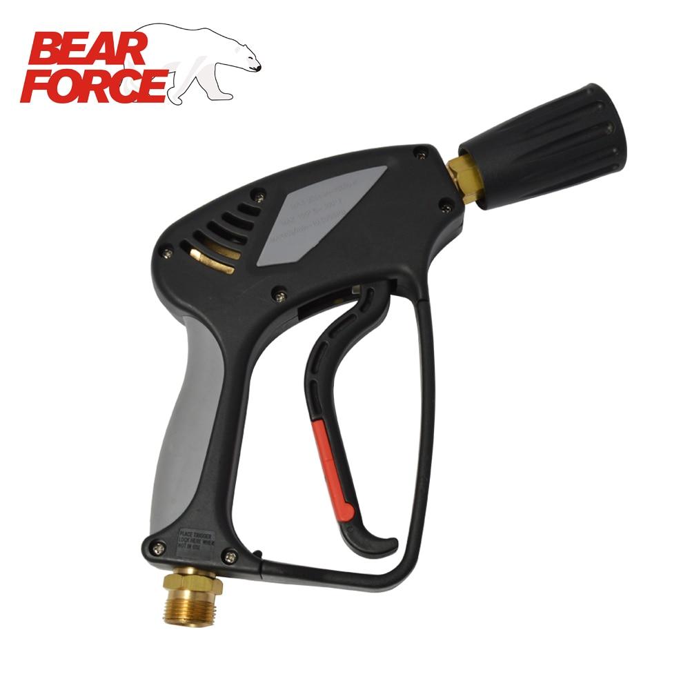 280bar High Pressure Washer Water Cleaning Spray Gun For Nilfisk-Alto Professional/ KEW/ WAP/ IPC Portotecnica Car Washers