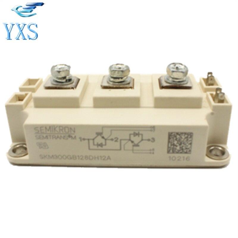IGBT Module SKM300GB128DH12A