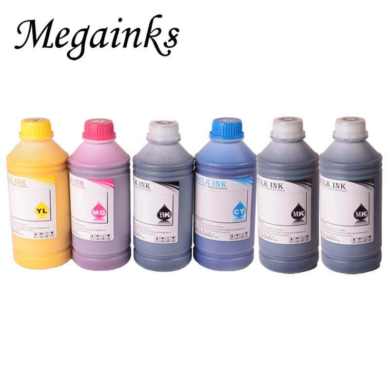 250ML Waterproof Pigment Ink for Canon IPF650 IPF655 IPF750 IPF755 IPF760 IPF765 IPF680 IPF685 IPF770 IPF780