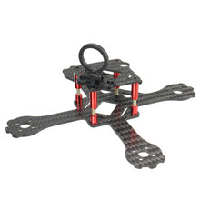 High Quality Eachine Falcon 120 3mm Arm Carbon Fiber Frame kit For RC Toys Models Multicopter Part