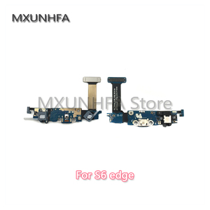 Image 2 - USB Charger Charging Dock Port Connector Flex Cable For Samsung Galaxy S6 S7 edge S8 S9 plus G920F G925F G930F G935F G950F G955F