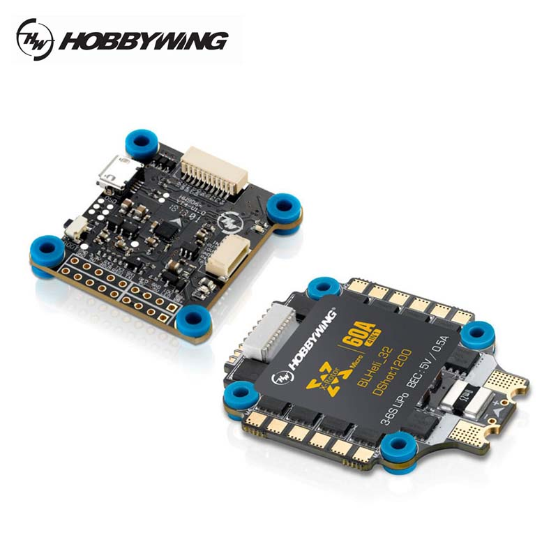Newest XRotor Micro F4 G2 Flight Controller/60A 4in1 ESC OSD STM32F405 For RC Models Multicopter Frame Accessories