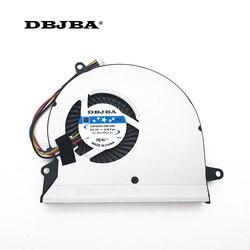 Wentylator do chłodzenia procesora laptopa do Asus U56E U56E-RAL9 DELTA BB86 BDB05405HHB wentylator